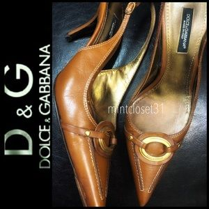 Dolce & Gabbana Italy Leather Heels